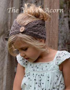 Strick PATTERN-The Veronya wärmer Kleinkind Kind von Thevelvetacorn