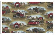"""NEW """"OLD ORDER AMISH"""" LAMINATED PLACEMATS / WALL HANGINGS SET OF 4"""