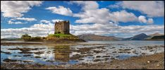 Castle Stalker - Home of Stewarts of Appin since 1388