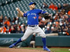 Blue Jays' Marco Estrada sees silver lining to the two games in Cleveland being washed out