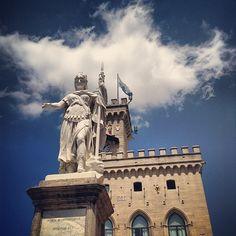 #blogville back in #SanMarino - Instagram by @n_montemaggi