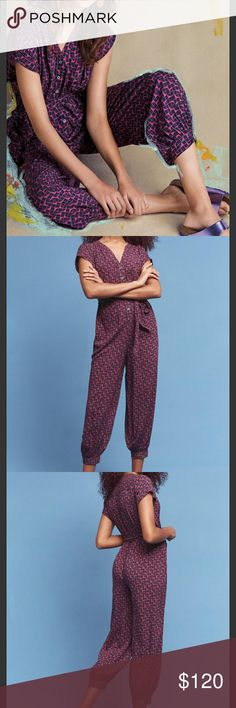 96da0a88b898 NWOT Anthropologie Maeve Jumpsuit New without tags Anthropologie Pants  Jumpsuits   Rompers Fashion Tips