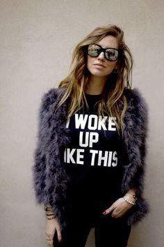 fashion, woke, blondes, chiara ferragni, graphic tees