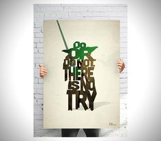 Pop Culture Typography Posters 4 - I want to get this one for my dad :-)