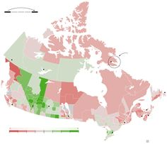 A tale of two Canadas: Where you grow up affects your income in adulthood - The Globe and Mail
