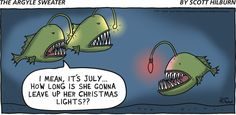 Wtf Funny, Hilarious, The Argyle, July 18th, Humor, Comic Strips, Christmas Lights, Funny Animals, Doodles