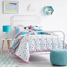 print & pattern: BEDLINEN - adairs kids