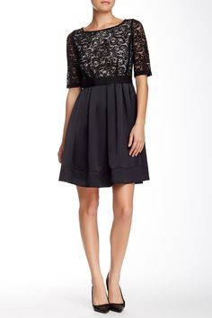 Lace Dress by Gerard Darel on @HauteLook