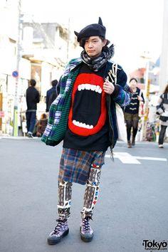 Hiro Harajuku Fashion