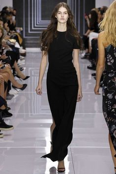LOOK 54 Fashion Show Spring Summer