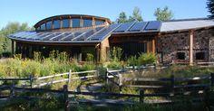 Nature Center Installs Minnesota's First Solar Integration System #Energy #FacilityManagement #FacilityBlog #FeaturedPost