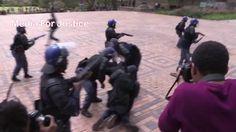 #2016_feesmustfall - Leader Mcebo Dlamini Arrested