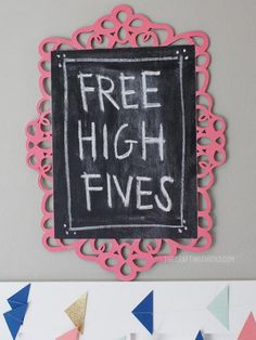 Free High Fives Teac