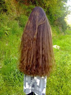 Beautiful Women with Super Long Hair - Bing Bob Hairstyles, Braided Hairstyles, Thick Hair Bob Haircut, Beautiful Long Hair, Gorgeous Hair, Beautiful Women, Super Long Hair, Silky Hair, Hair Photo