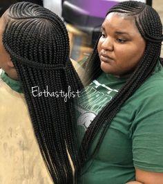 Big Box Braids Hairstyles, Lemonade Braids Hairstyles, Cute Little Girl Hairstyles, Faux Locs Hairstyles, African Braids Hairstyles, Black Women Short Hairstyles, Black Girl Braided Hairstyles, Black Girl Braids, Braids For Black Hair