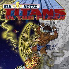 "Blu x Nottz Are ""Titans In The Flesh"" On Collaborative EP"