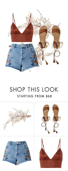 """""""Simplicity is key 🔑"""" by molldollc ❤ liked on Polyvore featuring Hollister Co., Miss Selfridge and Fleur du Mal"""