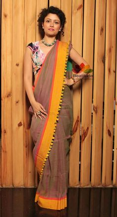 Tassels and saree long time connection
