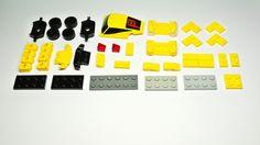 How to Build the Lego Porsche 911 Carrera (MOC)