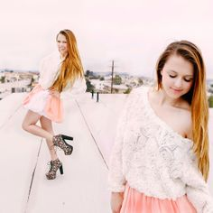 american apparel - i have it in pink! (by KayKay Blaisdell) http://lookbook.nu/look/3421129-Merry-Merry-Happy