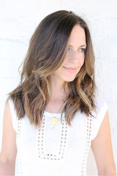 I made my annual pilgrimage to Ramirez Tran Salon last week so Johnny and Anh could work their magic on me, and they did not disappoint. Looking at these photos, I can't believe how loooooong and heavy my hair was before the chop. I feel...