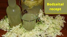 Nagy kedvencünk ez a bodzaital amit bodzavirágból készítünk. Grains, Salt, Rice, Food, Meal, Eten, Salts, Meals, Jim Rice