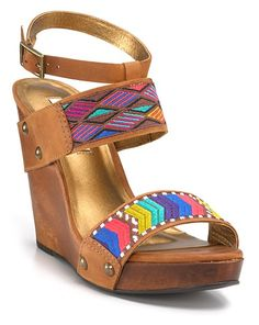 cynthia vincent wedges again. love them!