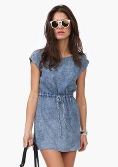 Denim Dress | Shop for Denim Dress Online