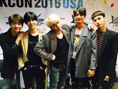 SHINee | KCON in LA 2016