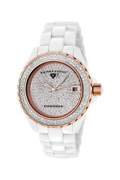 Swiss Legend Women's Diamonds Luxury Watch