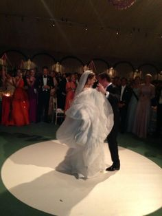 Princess Madeleine and Chris s first dance