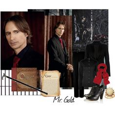 Mr. Gold (Once upon a time)