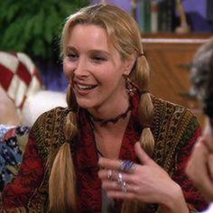 #Friends - #PhoebeBuffay