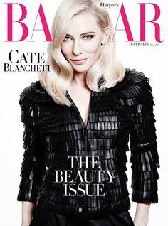 Cate Blanchett, Harper's Bazaar