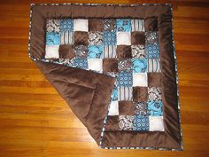 Baby Boy Quilt Ideas   ... Nest – Buying a Home, Money Advice, Decorating Ideas, Easy Recipes