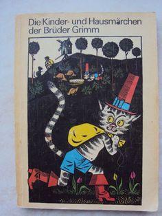 DDR Märchenbuch, Die KInder-& Hausmärchen der Brüder Grimm