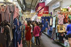 20 Destinations for Shopping in Bangkok Check more at http://gotravelsplan.com/20-destinations-shopping-bangkok/