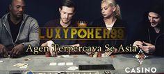 Luxypoker99.co merupakan sebuah situs agen judi poker online terpercaya di asia yang menyediakan berbagai macam jenis permainan dalam 1 akun gratis.