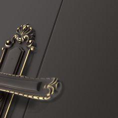 #handles #design #classic #doors #home Classic Doors, Timeless Design, Handle, Interior Design, Home, Design Interiors, Home Interior Design, Interior Architecture, Ad Home