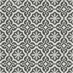 Cement Tile Shop - Encaustic Cement Tile Bordeaux III