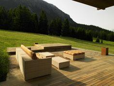 Outdoorparkett Schweiz - Lenzerheide