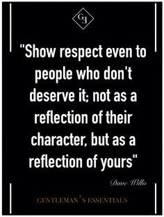 Take Note: It's not what you do, it's how you do it. Be a person of great character.