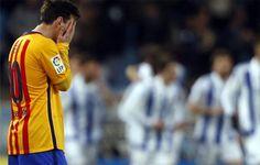 ¡El Barça se complica la Liga!