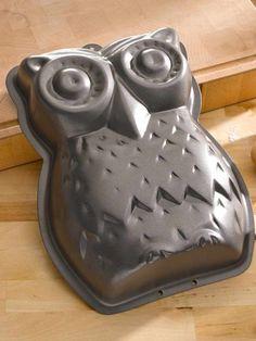 Owl baking dish - Eulen Backform <3