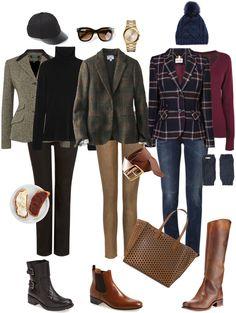 Inspired by Pinterest | Urban Equestrian! #BlogLikeCrazy | Erica B.'s - D.I.Y. Style!