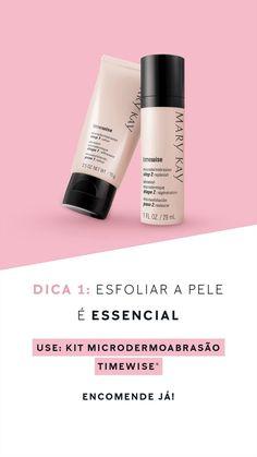 Frases Mary Kay, Microdermoabrasao Mary Kay, Mary Kay Brasil, Make Up, Skin Care, Instagram, Skin Care Products, Face Care Tips, Mary Kay Lipstick