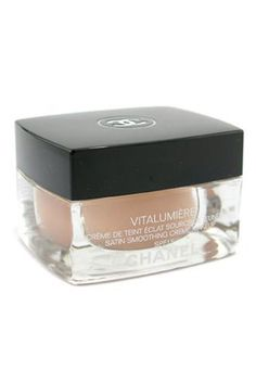 Chanel Vitalumiere Satin Smoothing Creme Makeup