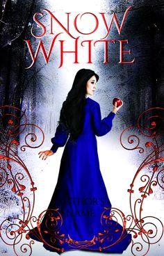 Snow White (Practice Wattpad Book Cover) by Theladyofthelost
