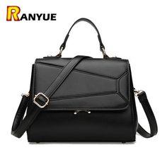 Patchwork Leather Bags Handbags Women