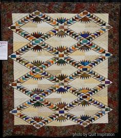 Faux Navajo Rug, 54 x 60,  by Cindy Seitz-Kru